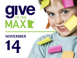 Give to the Max Announcement